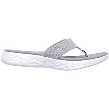 Zapatos Mujer Chanclas Skechers On-the-go 600 15300 Gry (nrf 037)