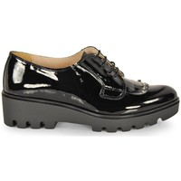 Zapatos Mujer Derbie Lince Bont 70166 negro negro