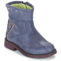 Zapatos Niña Botas de caña baja Agatha Ruiz de la Prada 181970 VAGABUNDA Azul