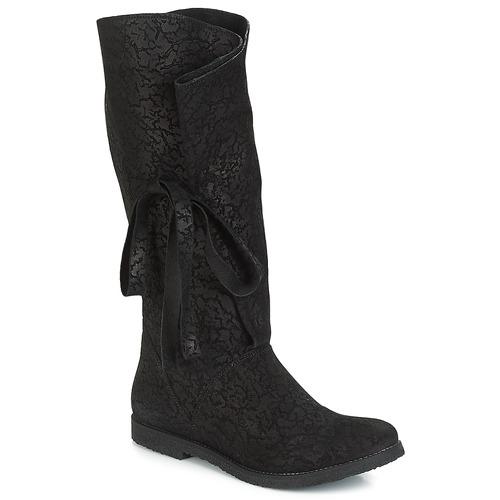 Los últimos zapatos de descuento para hombres y mujeres Zapatos especiales Papucei LUCIA Negro