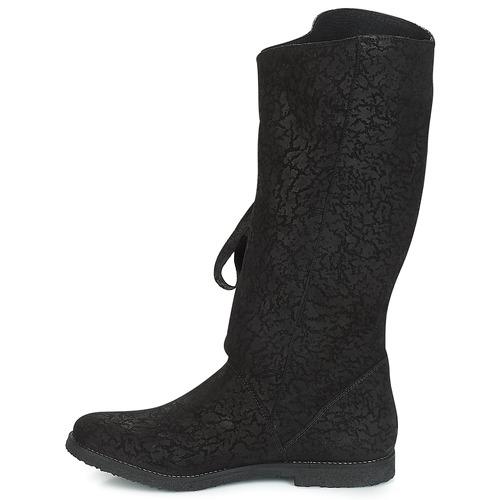 Botas Negro Zapatos Lucia Mujer Papucei Urbanas QxBCreEodW