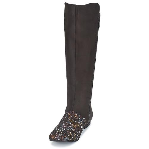 Zapatos Mujer Malva Urbanas Botas Papucei Negro rhdsCtQ