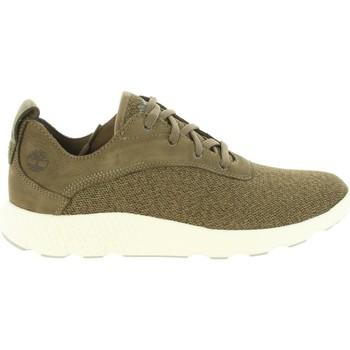 Zapatos Hombre Zapatillas bajas Timberland A1SXN FLYROAM Verde