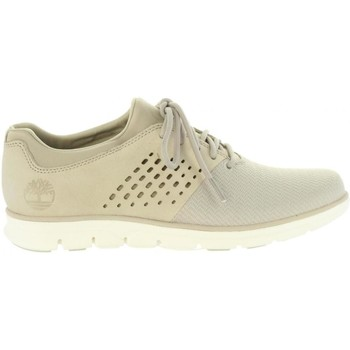 Zapatos Hombre Zapatillas bajas Timberland A1LHJ BRADSTREET Beige