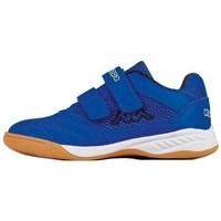 Zapatos Niños Zapatillas bajas Kappa Kickoff K Azul