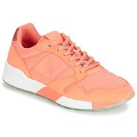 Zapatos Mujer Zapatillas bajas Le Coq Sportif OMEGA X W METALLIC Papaya / Punch