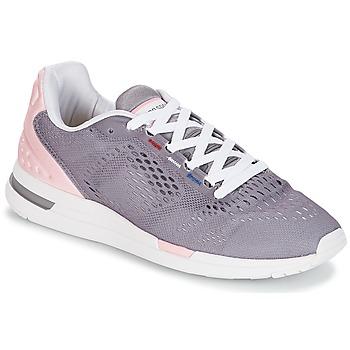 Zapatos Mujer Zapatillas bajas Le Coq Sportif LCS R PRO W ENGINEERED MESH Violeta