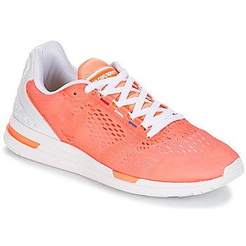 Zapatos Mujer Zapatillas bajas Le Coq Sportif LCS R PRO W ENGINEERED MESH Papaya / Punch