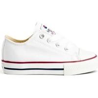 Zapatos Niños Zapatillas bajas Victoria 106550 Blanco