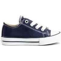 Zapatos Niños Zapatillas bajas Victoria 106550 azul