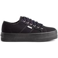 Zapatos Niños Zapatillas bajas Victoria 109201 Negro