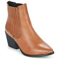 Zapatos Mujer Botines Musse & Cloud BECKY Cognac
