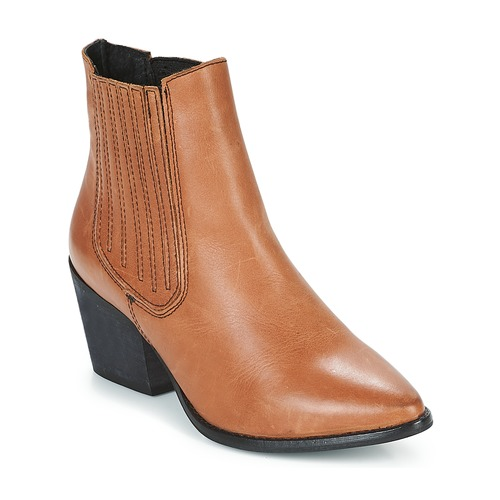 Musseamp; Mujer Cloud Zapatos Botines Cognac Becky VpqjGSzULM