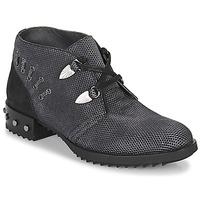 Zapatos Mujer Botas de caña baja Mam'Zelle XESTO Negro