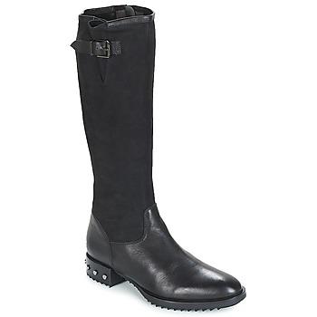 Zapatos Mujer Botas urbanas Mam'Zelle XANE Negro
