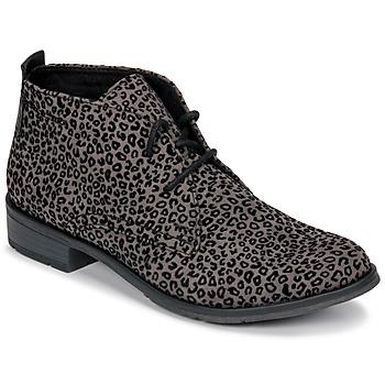 Zapatos Mujer Botas de caña baja Marco Tozzi PALANA Gris