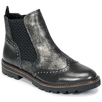 Zapatos Mujer Botas de caña baja Marco Tozzi ANALTA Gris