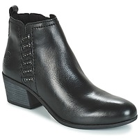 Zapatos Mujer Botines Marco Tozzi HISSU Negro