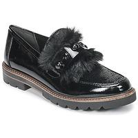 Zapatos Mujer Mocasín Marco Tozzi TANIT Negro
