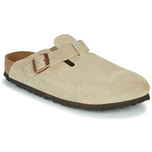Zapatos Mujer Zuecos (Clogs) Birkenstock BOSTON SFB Topotea