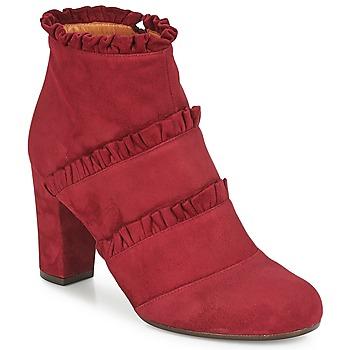 Zapatos Mujer Botines Chie Mihara KAFTAN Burdeo