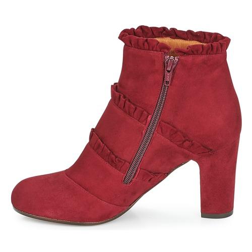 Zapatos Mihara Kaftan Burdeo Chie Mujer Botines iZXlwukOPT