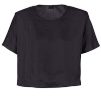 textil Mujer Tops / Blusas G-Star Raw COLLYDE WOVEN TEE Negro
