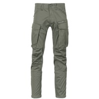 textil Hombre Pantalón cargo G-Star Raw ROVIC ZIP 3D STRAIGHT TAPERED Gris / Verde