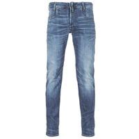 textil Hombre Vaqueros slim G-Star Raw D-STAQ 5-PKT SLIM Azul / Medium / Indigo / Envejecido