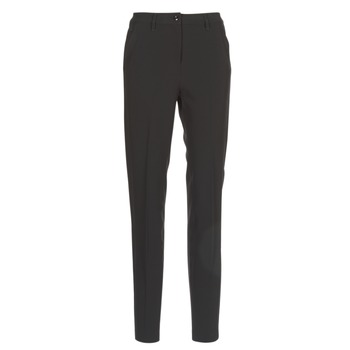 textil Mujer pantalones chinos G-Star Raw BRONSON HIGH SKINNY PIPING CHINO Negro