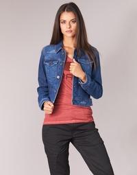 textil Mujer chaquetas denim G-Star Raw D-STAQ DC DNM Azul / Sato / Denim
