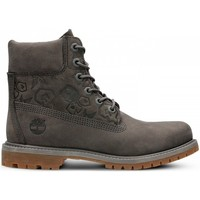 Zapatos Mujer Zapatillas altas Timberland 6IN Premium Boot W Grises,Marrón