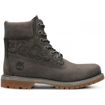 Zapatos Mujer Zapatillas altas Timberland 6IN Premium Boot W Grises