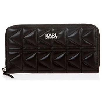 Bolsos Mujer Bolsos Karl Lagerfeld Cartera Negro Negro