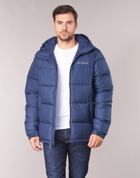 textil Hombre plumas Columbia PIKE LAKE HOODED JACKET Marino