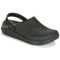 Zapatos Zuecos (Clogs) Crocs LITERIDE CLOG Negro