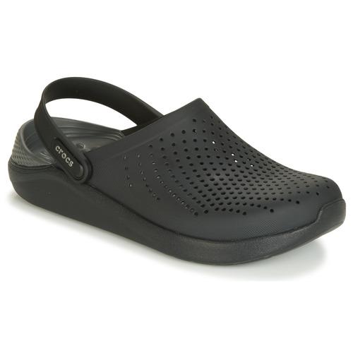 Crocs LITERIDE CLOG Negro - Envío gratis | ! - Zapatos Zuecos (Clogs)
