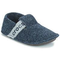 Zapatos Niños Pantuflas Crocs CLASSIC SLIPPER K Marino