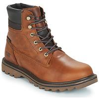 Zapatos Hombre Botas de caña baja Caterpillar DEPLETE WP Brown