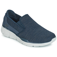 Zapatos Hombre Slip on Skechers EQUALIZER 3.0 Azul
