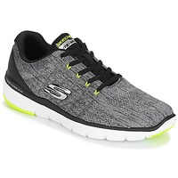 Zapatos Hombre Fitness / Training Skechers FLEX ADVANTAGE 3.0 Gris