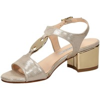 Zapatos Mujer Sandalias L'amour LUX Beige