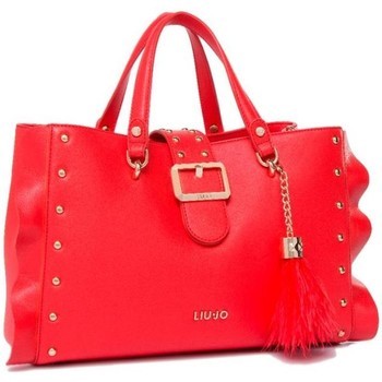 Bolsos Mujer Bolso Liu Jo Satchel Melrose flame-red flame-red