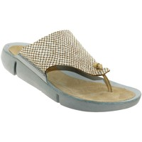 Zapatos Mujer Sandalias Clarks Tri carmen Cuero beige