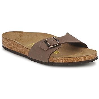 Zapatos Hombre Zuecos (Mules) Birkenstock MADRID Marrón
