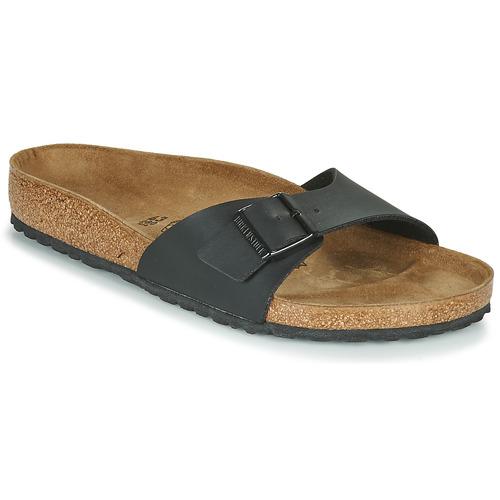 Zapatos Hombre Zuecos (Mules) Birkenstock MADRID Negro
