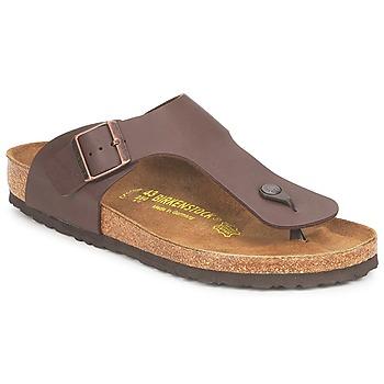 Zapatos Hombre Chanclas Birkenstock RAMSES Marrón