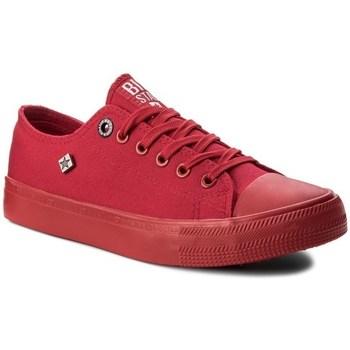 Zapatos Mujer Zapatillas bajas Big Star AA274007 Rojos