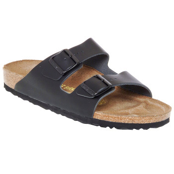 Zapatos Hombre Zuecos (Mules) Birkenstock ARIZONA Negro