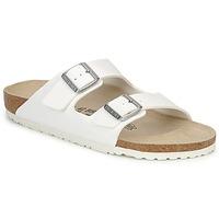 Zapatos Hombre Zuecos (Mules) Birkenstock ARIZONA Blanco